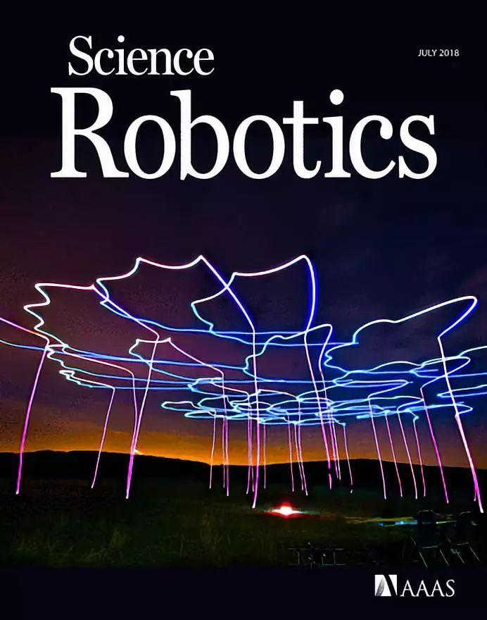 Science Robotics:无人机的自组织飞行和集群智慧
