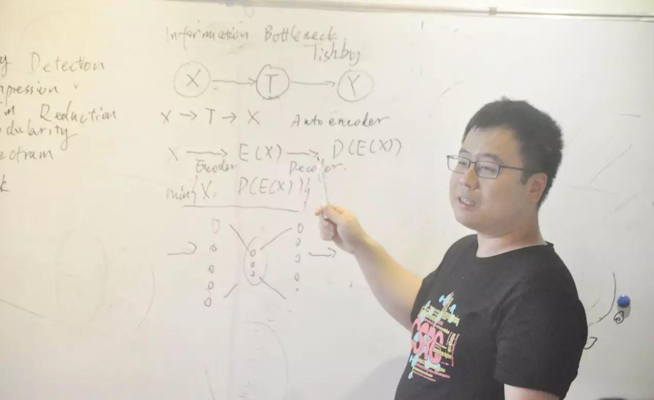 复杂网络,机器学习与全息原理 | 记2017集智-凯风研读营-集智俱乐部