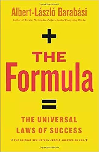 巴拉巴西新书推荐:从「成就」到「成功」的基本范式-集智俱乐部