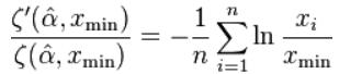检验是否服从幂律分布?2行代码搞定!| 集智百科-集智俱乐部