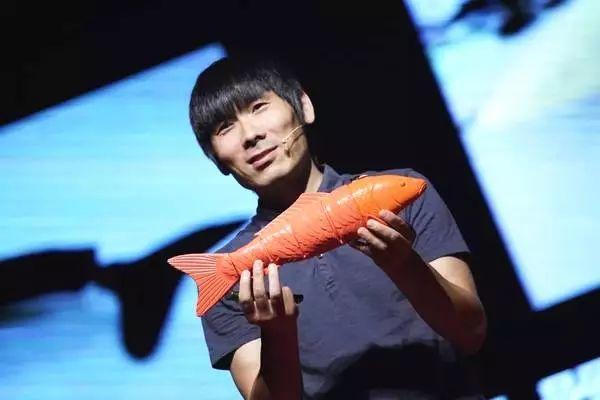 新型仿生机器鱼:从个体仿生到群体智能-集智俱乐部