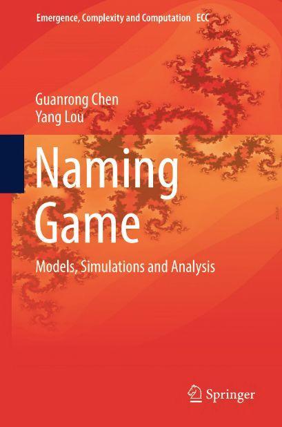 命名博弈:研究语言的形成与演化 | 新书推荐-集智俱乐部