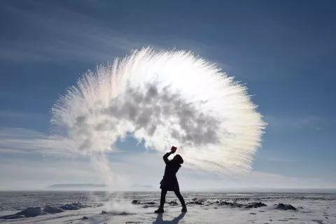 芝加哥-50℃极寒、加州大火、北京无雪,气候异常可能是技术奇点的先兆!-集智俱乐部