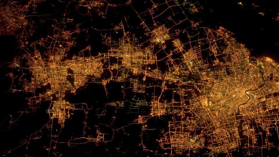 数据标尺下的城市收缩和城市生长 | AI&Society2019沙龙预告-集智俱乐部