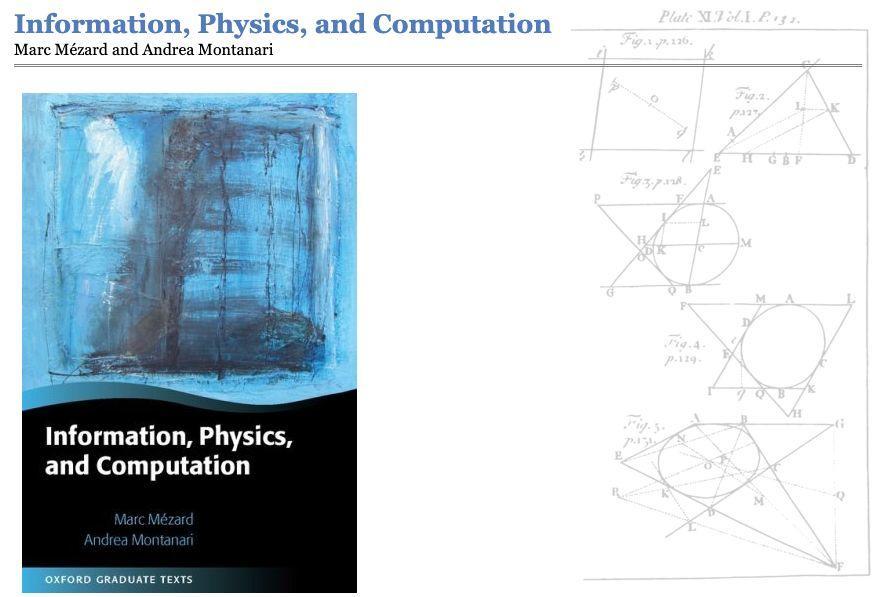 """跨越""""物理-信息-计算"""",集智线下系列读书会报名-集智俱乐部"""