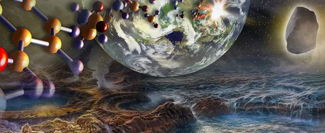 生命起源研究的新里程碑:Science刊文揭示前生命化学自催化网络